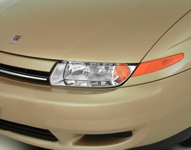 Headlamp  2000 Saturn LS
