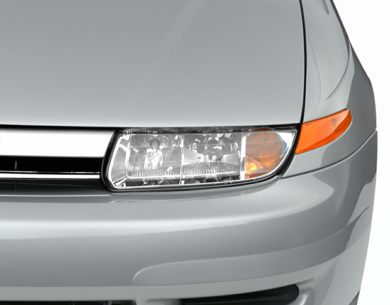 Headlamp  2000 Saturn LW1
