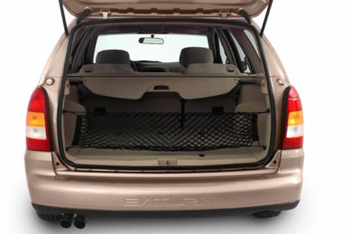 Trunk/Cargo Area/Pickup Box 2000 Saturn LW2