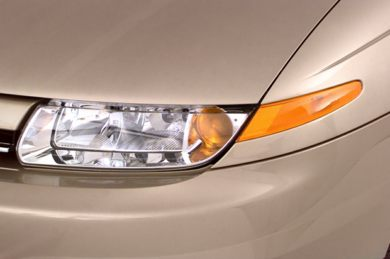 Headlamp  2000 Saturn LW2
