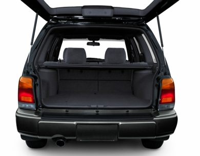 Trunk/Cargo Area/Pickup Box 2000 Subaru Forester