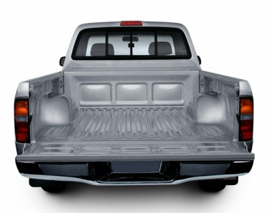 Trunk/Cargo Area/Pickup Box 2000 Toyota Tacoma