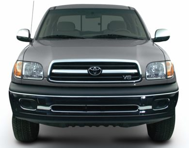 Grille  2000 Toyota Tundra