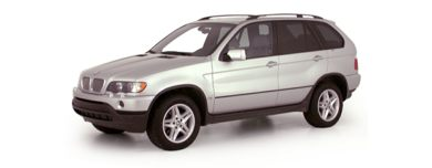 Profile 2001 BMW X5