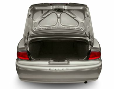 Trunk/Cargo Area/Pickup Box 2001 Buick Century
