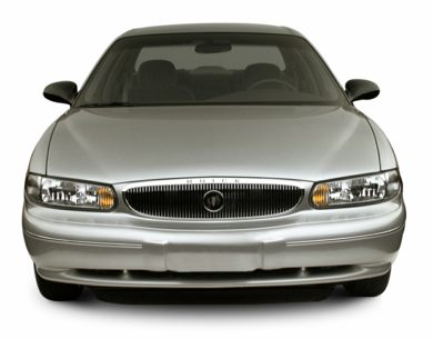 Grille  2001 Buick Century