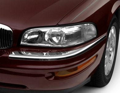 Headlamp  2001 Buick Park Avenue