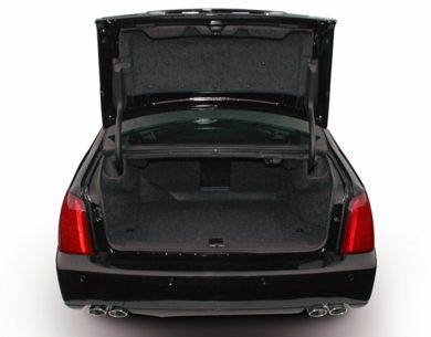 Trunk/Cargo Area/Pickup Box 2001 Cadillac DeVille
