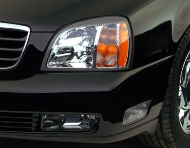 Headlamp  2001 Cadillac DeVille