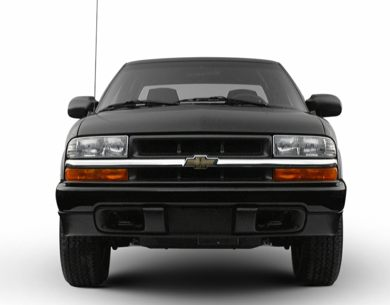 Grille  2001 Chevrolet S-10
