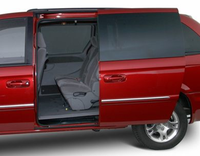 Rear Door 2001 Dodge Grand Caravan