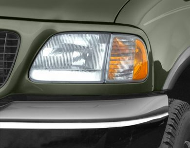Headlamp  2001 Ford Expedition