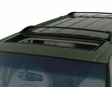 Moonroof/Sunroof(open)  2001 Ford Expedition