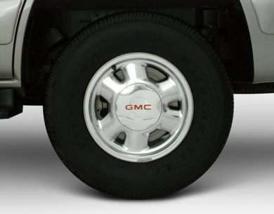 Tires 2001 GMC Yukon