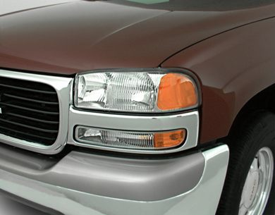 Headlamp  2001 GMC Yukon