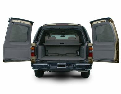 Trunk/Cargo Area/Pickup Box 2001 GMC Yukon XL 2500