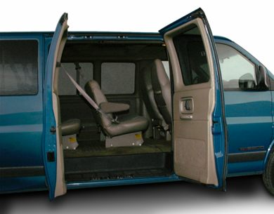 Rear Door 2001 GMC Savana SLT