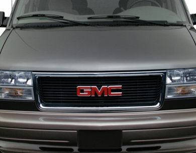 Grille  2001 GMC Safari