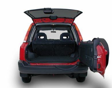 Trunk/Cargo Area/Pickup Box 2001 Honda CR-V