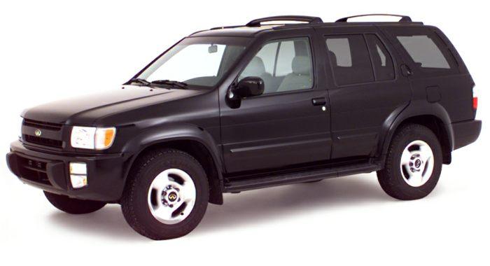 2001 infiniti qx4 specs safety rating mpg carsdirect. Black Bedroom Furniture Sets. Home Design Ideas