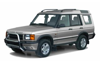 3/4 Front Glamour 2001 Land Rover Discovery