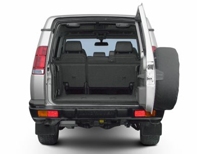 Trunk/Cargo Area/Pickup Box 2001 Land Rover Discovery