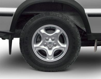 Tires 2001 Land Rover Discovery