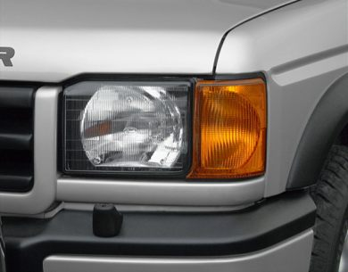 Headlamp  2001 Land Rover Discovery