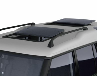 Moonroof/Sunroof(open)  2001 Land Rover Discovery