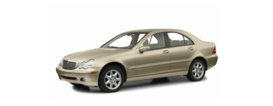 Profile 2001 Mercedes-Benz C240