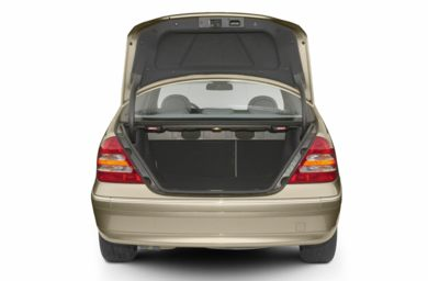 Trunk/Cargo Area/Pickup Box 2001 Mercedes-Benz C320