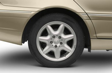 Tires 2001 Mercedes-Benz C320