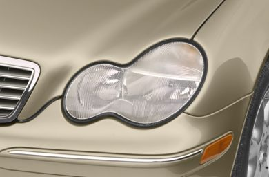 Headlamp  2001 Mercedes-Benz C240