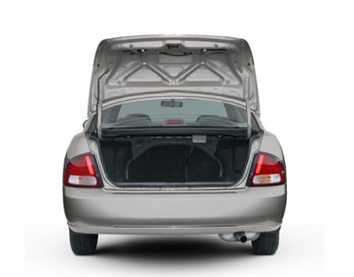 Trunk/Cargo Area/Pickup Box 2001 Nissan Sentra
