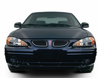 Grille  2001 Pontiac Grand Am