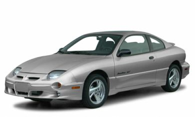 3/4 Front Glamour 2001 Pontiac Sunfire