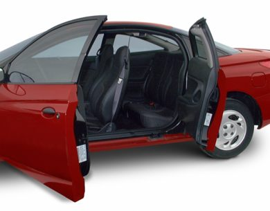 Rear Door 2001 Saturn SC1
