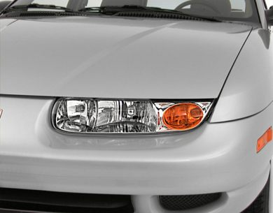 Headlamp  2001 Saturn SW2