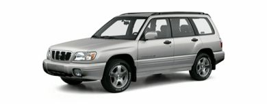 Profile 2001 Subaru Forester
