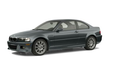 3/4 Front Glamour 2002 BMW M3
