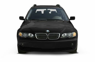 Grille  2002 BMW 325
