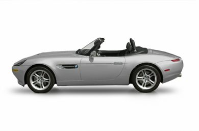 90 Degree Profile 2002 BMW Z8
