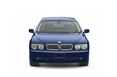 Grille  2002 BMW 745