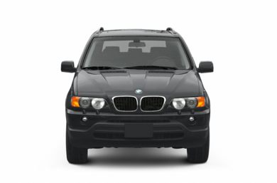 Grille  2002 BMW X5
