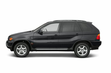 90 Degree Profile 2002 BMW X5