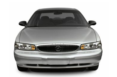 Grille  2002 Buick Century