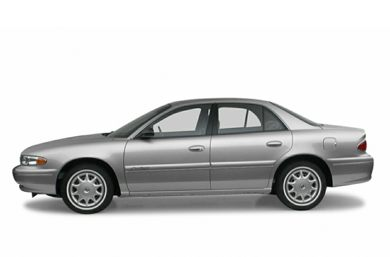 90 Degree Profile 2002 Buick Century