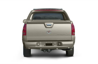 Rear Profile  2002 Cadillac Escalade EXT