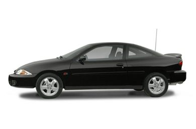 90 Degree Profile 2002 Chevrolet Cavalier