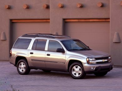 OEM Exterior Primary  2002 Chevrolet TrailBlazer EXT